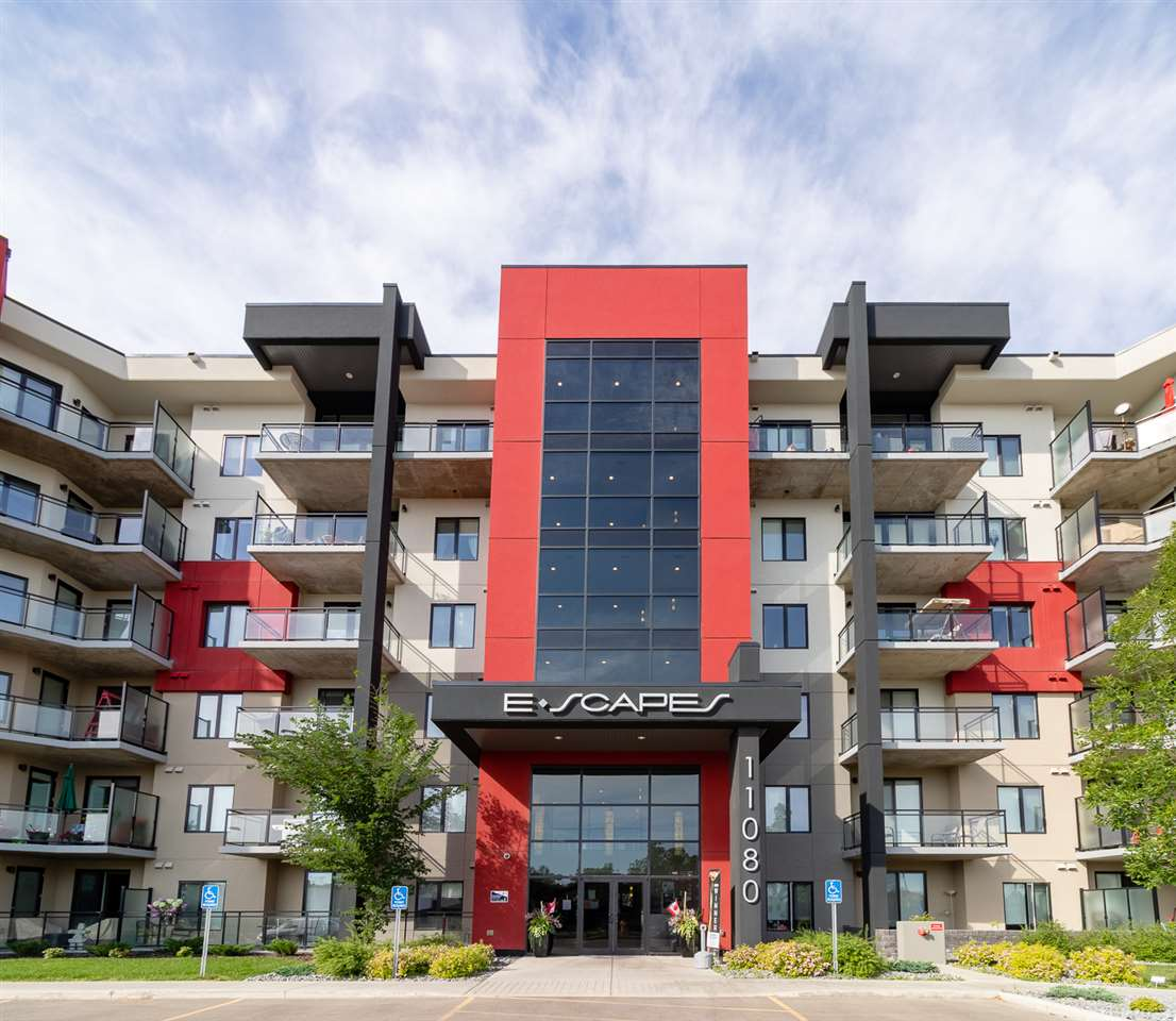 MLS® listing #E4118255 for sale located at 410 11080 Ellerslie Road