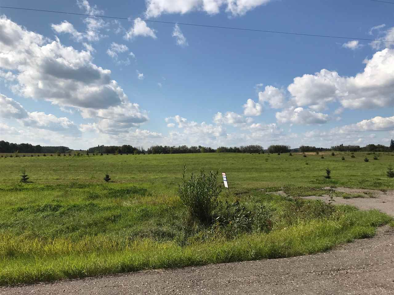 MLS® listing #E4118881 for sale located at 63024 Rge Rd 414