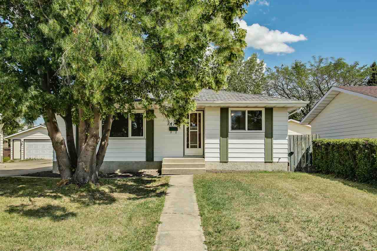 14703 122 Street, 3 bed, 2 bath, at $348,500