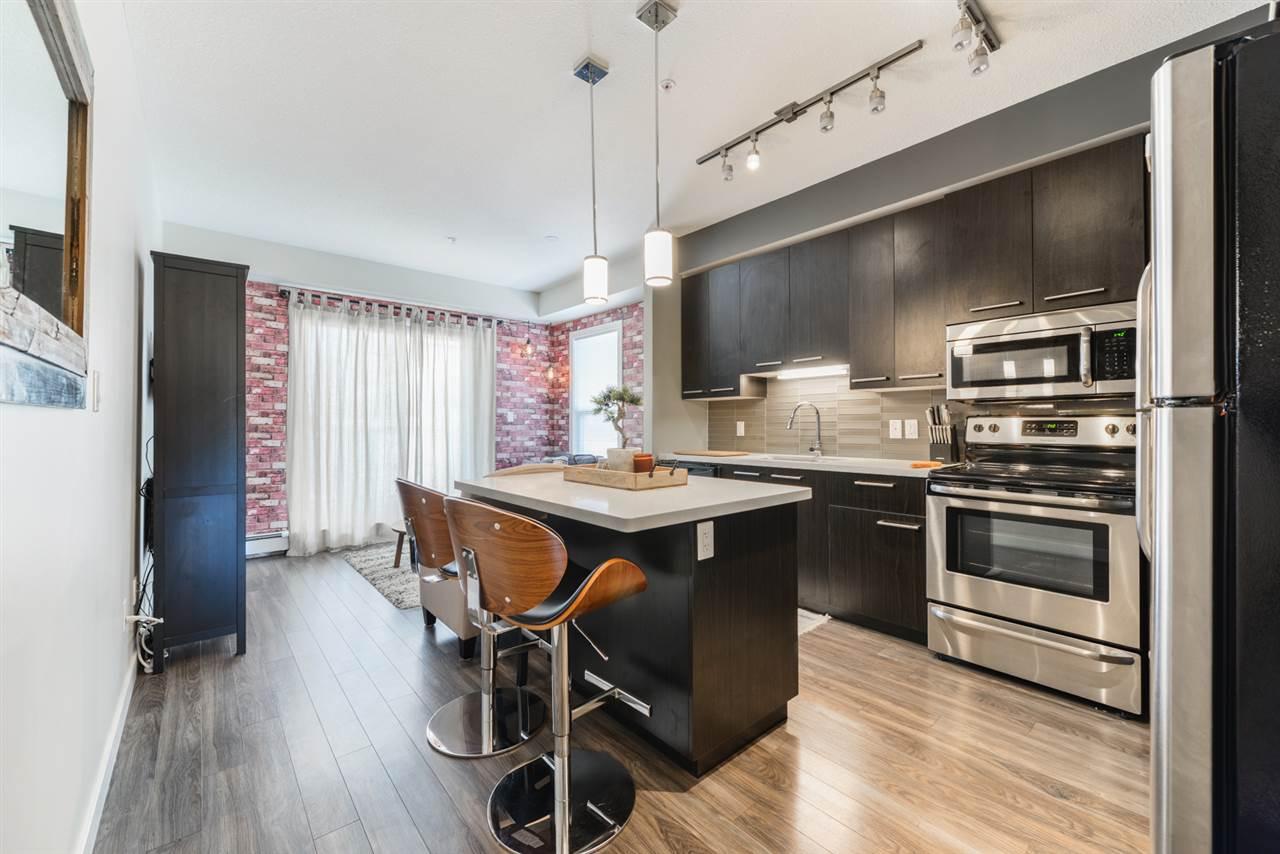 207 10418 81 Avenue, 2 bed, 2 bath, at $315,000