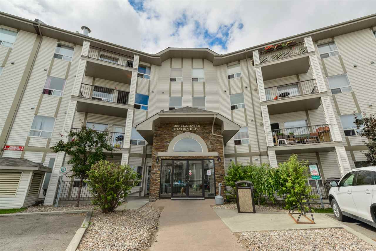 2314 320 CLAREVIEW STATION Drive, 2 bed, 2 bath, at $189,900