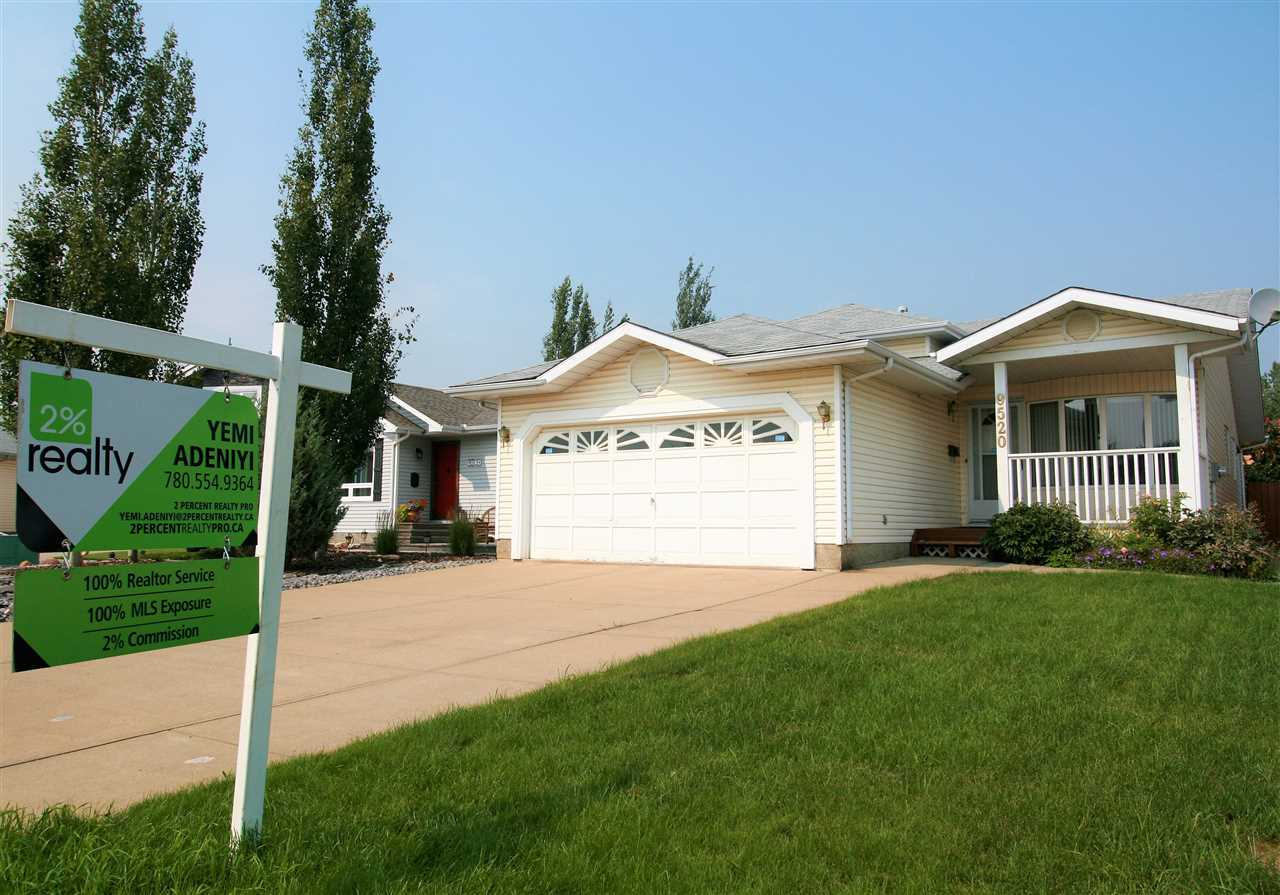 9520 170 Avenue, 4 bed, 3 bath, at $364,988