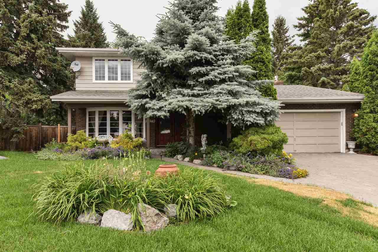 14340 51 Avenue NW, 4 bed, 3 bath, at $564,900
