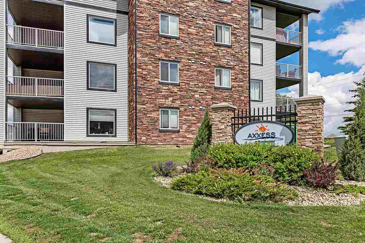 308 42 Summerwood Boulevard, 1 bed, 1 bath, at $149,900