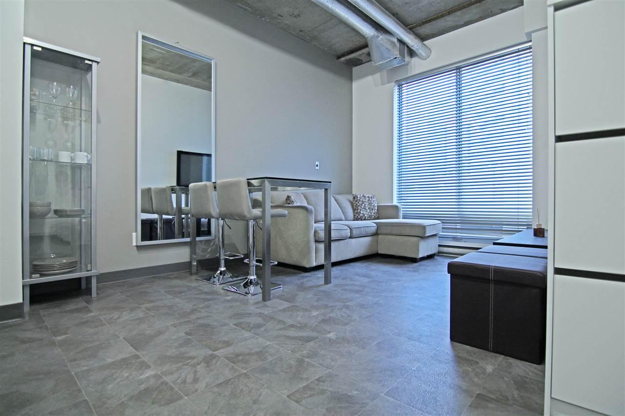 402 10024 JASPER Avenue, 1 bed, 1 bath, at $124,900