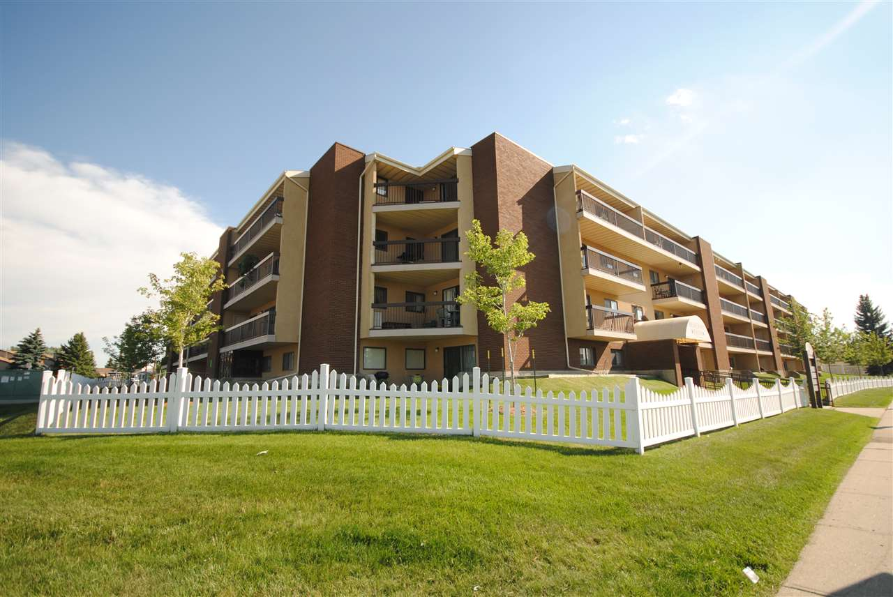 201 10511 19 Avenue NW, 2 bed, 1 bath, at $177,000