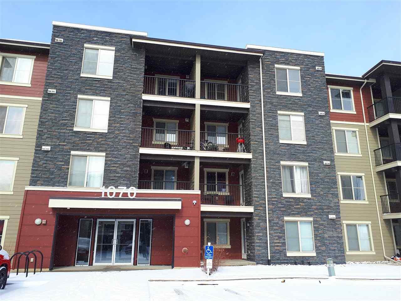 206 1070 MCCONACHIE Boulevard, 2 bed, 2 bath, at $199,900