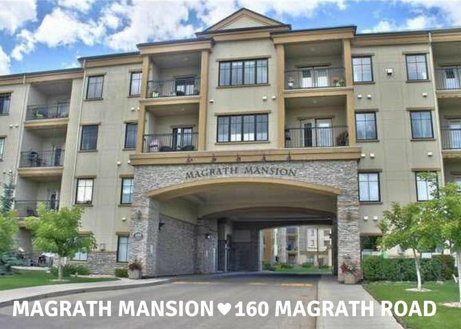 219 160 MAGRATH Road, 1 bed, 1 bath, at $239,900