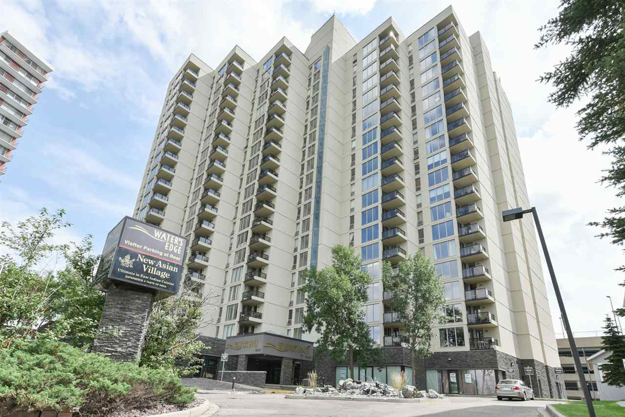 701 10149 Saskatchewan Drive, 2 bed, 2 bath, at $244,800