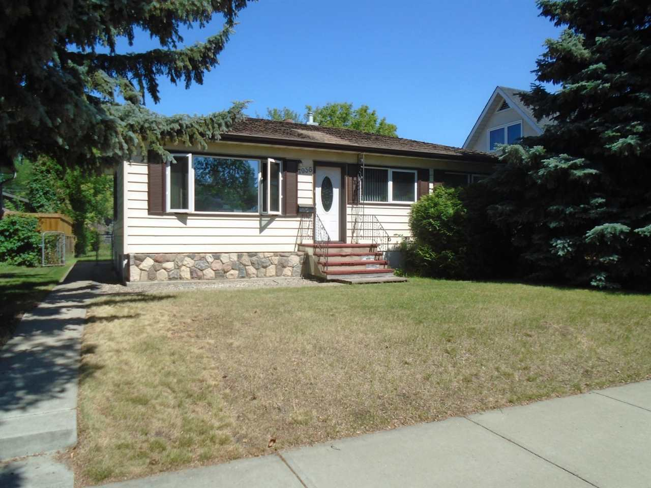 7936 91 Avenue NW, 4 bed, 2 bath, at $355,000