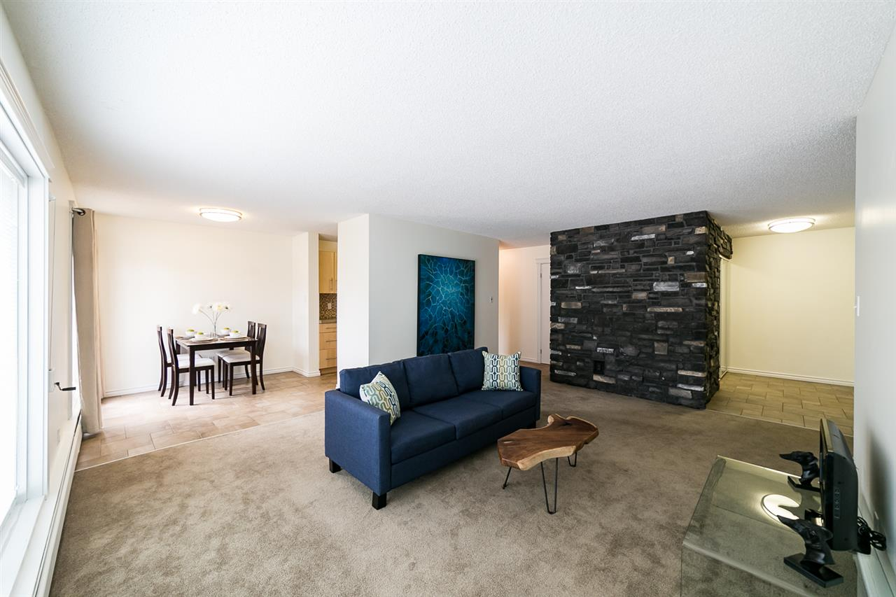 8 10707 130 Street, 2 bed, 1 bath, at $209,800