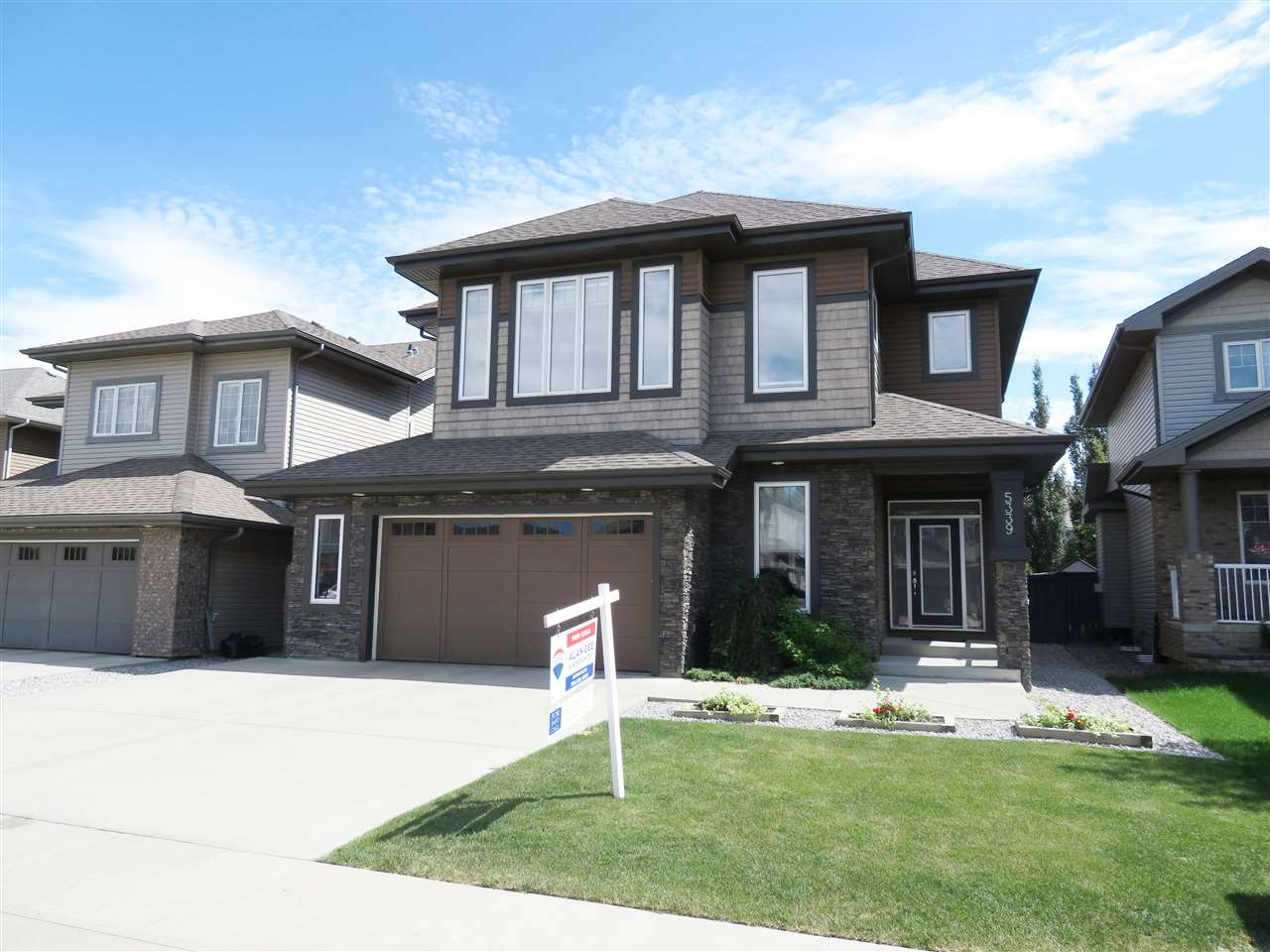 5339 MULLEN Bend, 3 bed, 3 bath, at $809,800