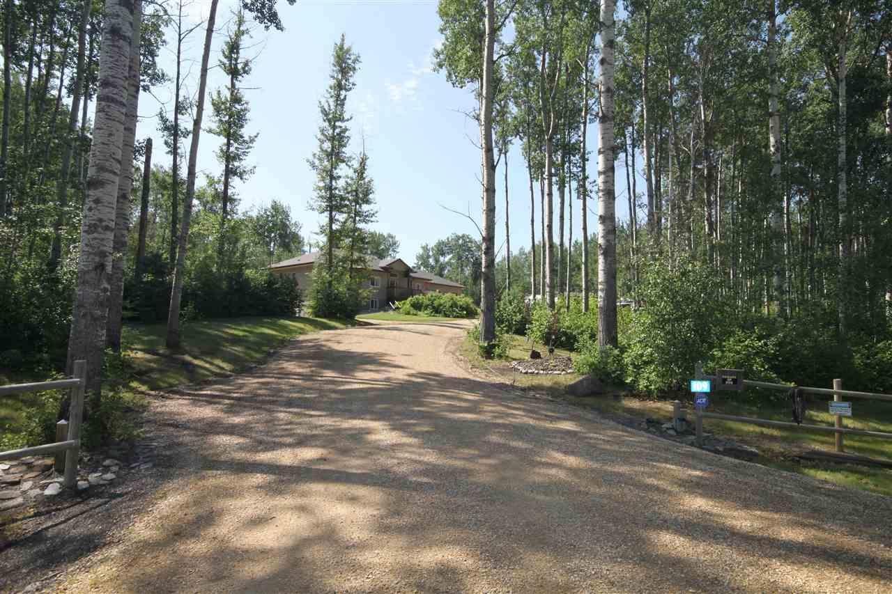 109 54514 Range Road 12, 5 bed, 4 bath, at $729,000