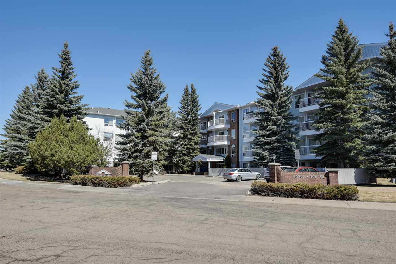 315 15503 106 Street, 1 bed, 1 bath, at $137,800