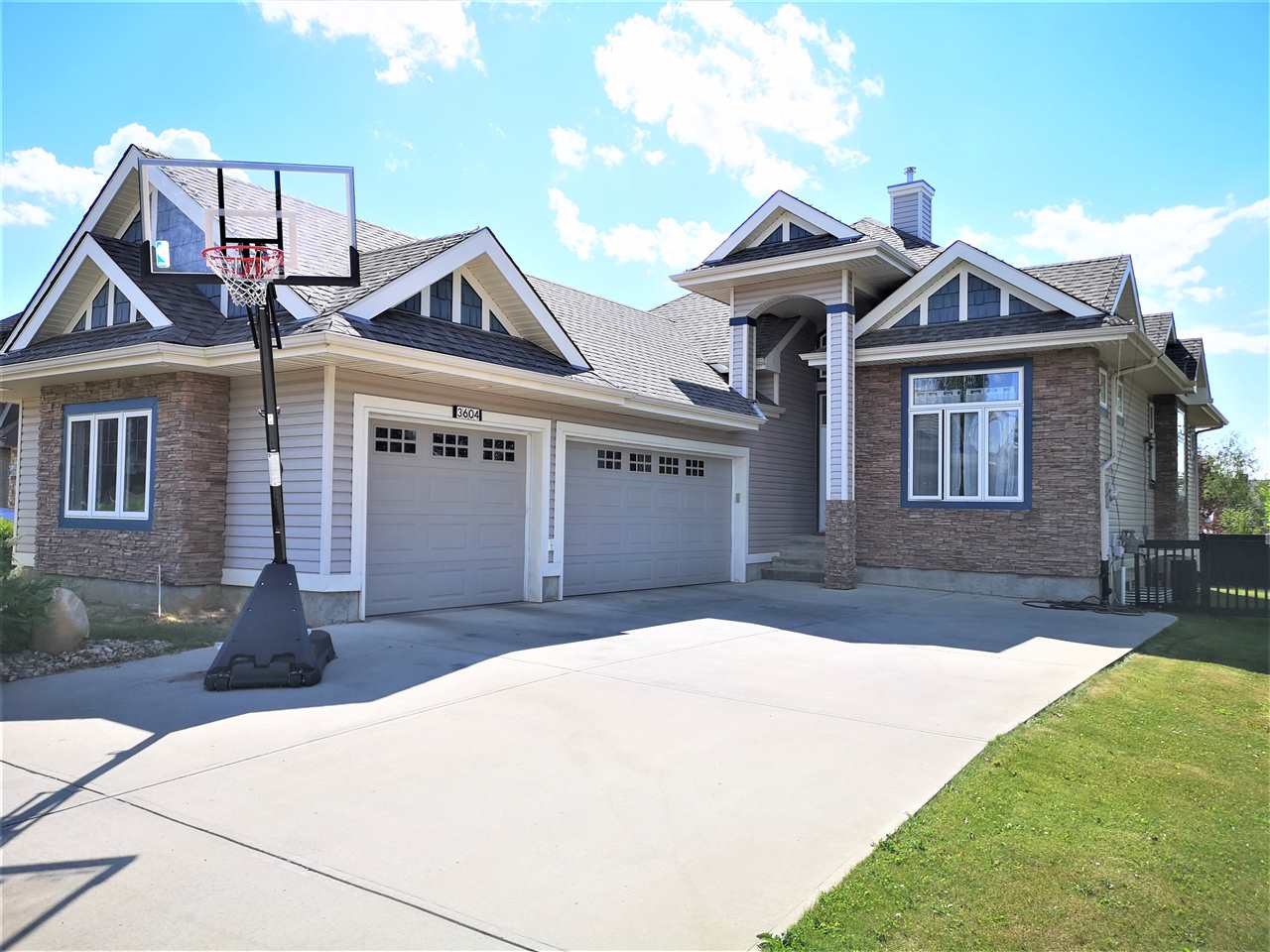 3604 MCLAY Court, 5 bed, 3 bath, at $749,900