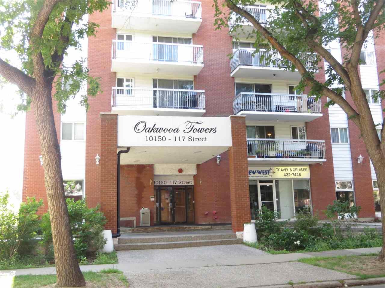 402 10150 117 Street, 1 bed, 1 bath, at $129,900
