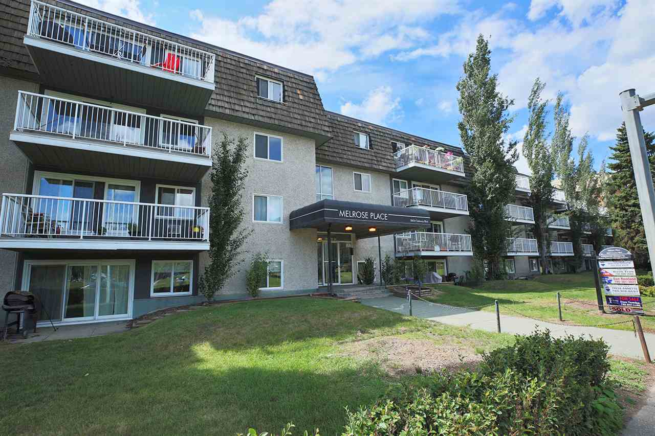 401 8604 Gateway Boulevard, 1 bed, 1 bath, at $149,900