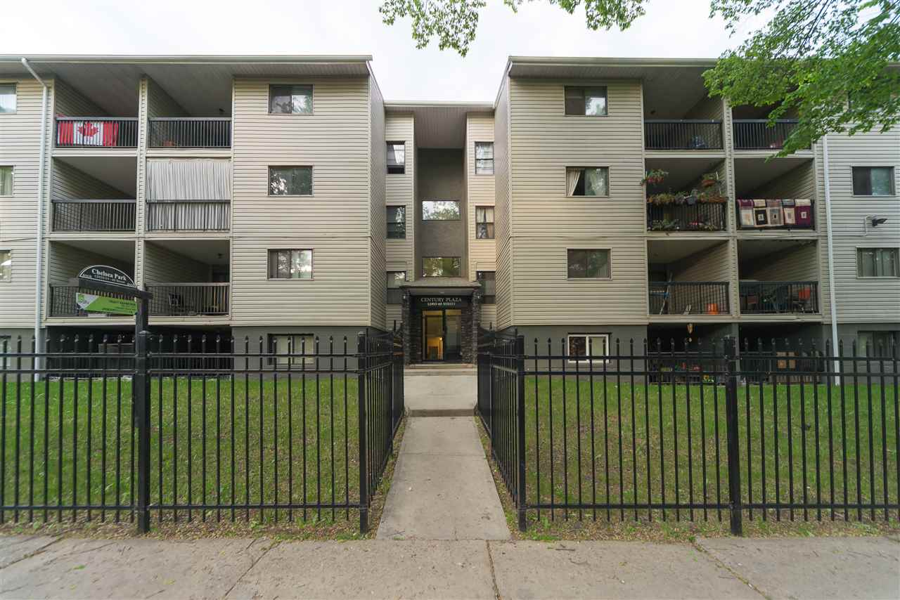 405 12915 65 Street NW, 1 bed, 1 bath, at $60,000