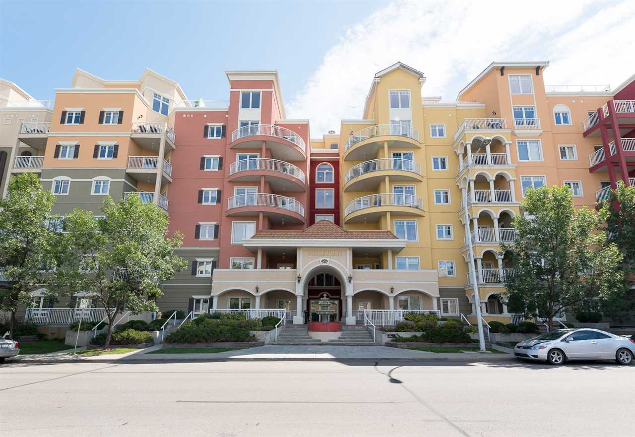 215 10333 112 Street NW, 2 bed, 1 bath, at $275,000