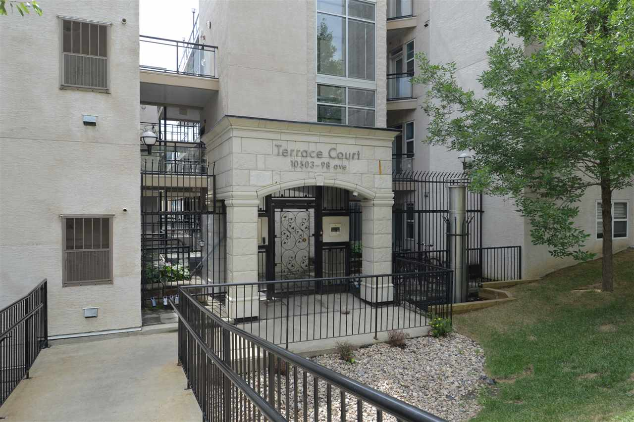 305 10503 98 Avenue, 1 bed, 1 bath, at $219,000