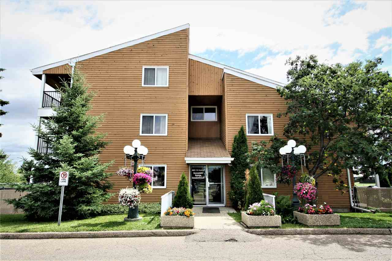 204 4601 131 Avenue NW, 2 bed, 1 bath, at $116,900