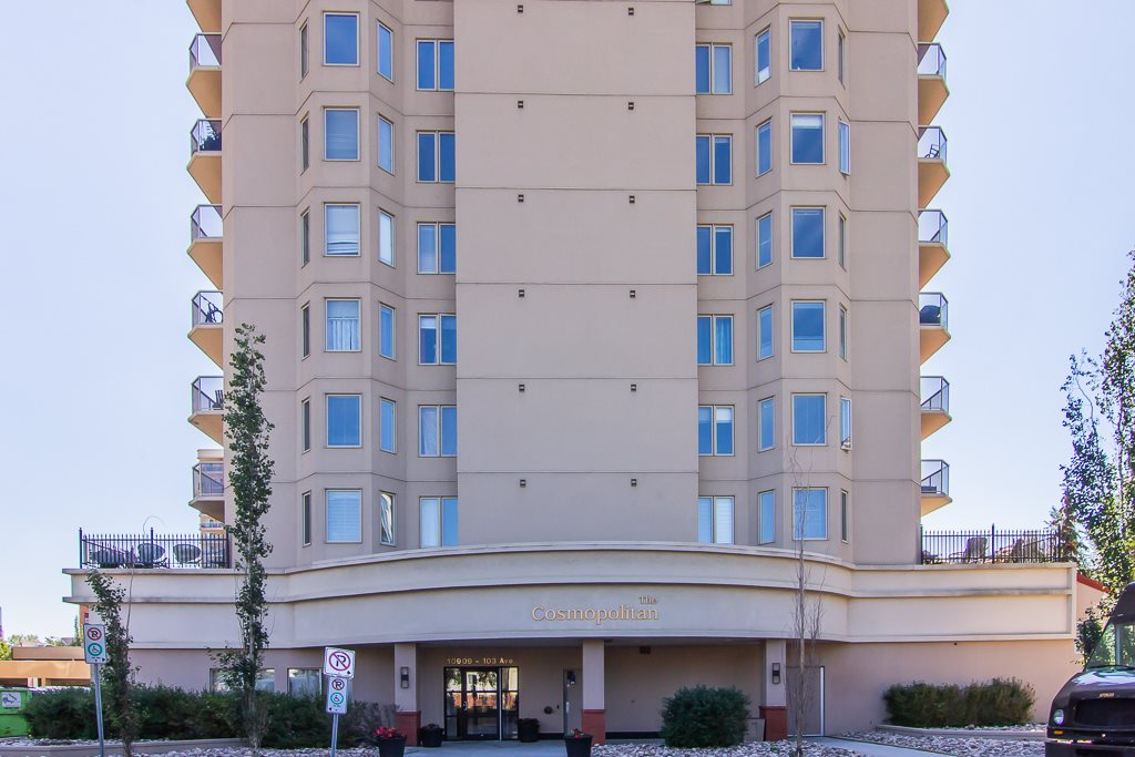601 10909 103 Avenue, 2 bed, 2 bath, at $349,999