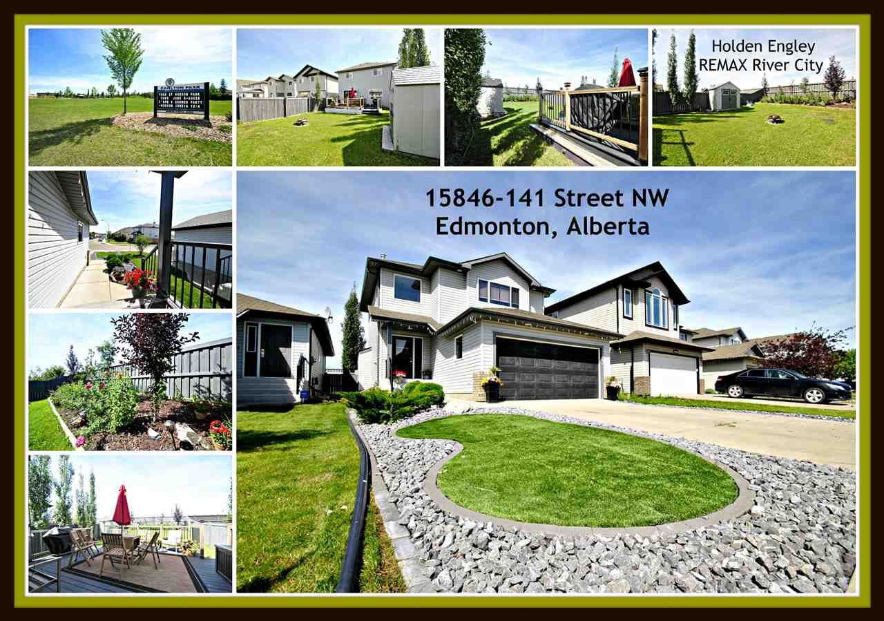 15846 141 Street, 3 bed, 4 bath, at $419,900