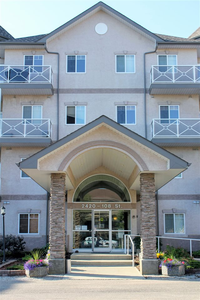 211 2420 108 Street, 2 bed, 2 bath, at $268,800