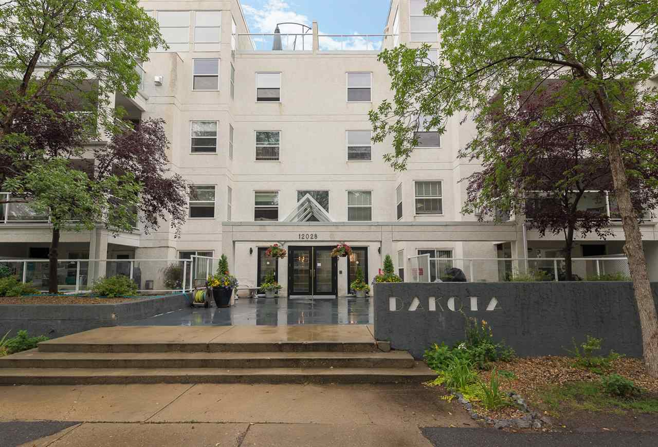 408 12028 103 Avenue NW, 2 bed, 2 bath, at $475,000
