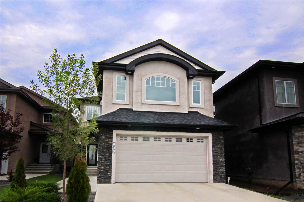 533 ALBANY Way, 3 bed, 4 bath, at $609,900
