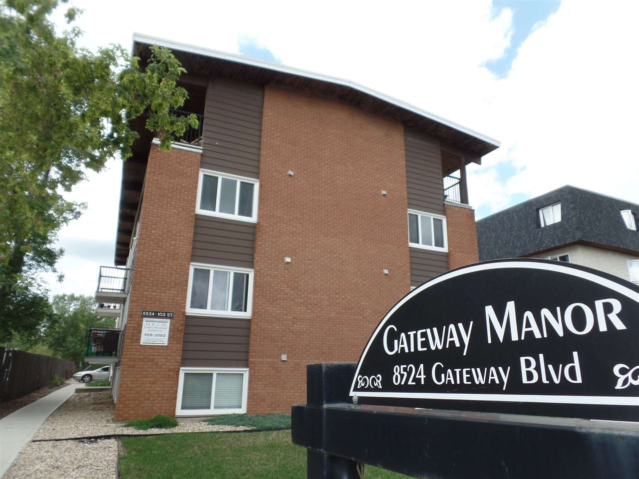 304 8524 GATEWAY Boulevard, 2 bed, 1 bath, at $219,900
