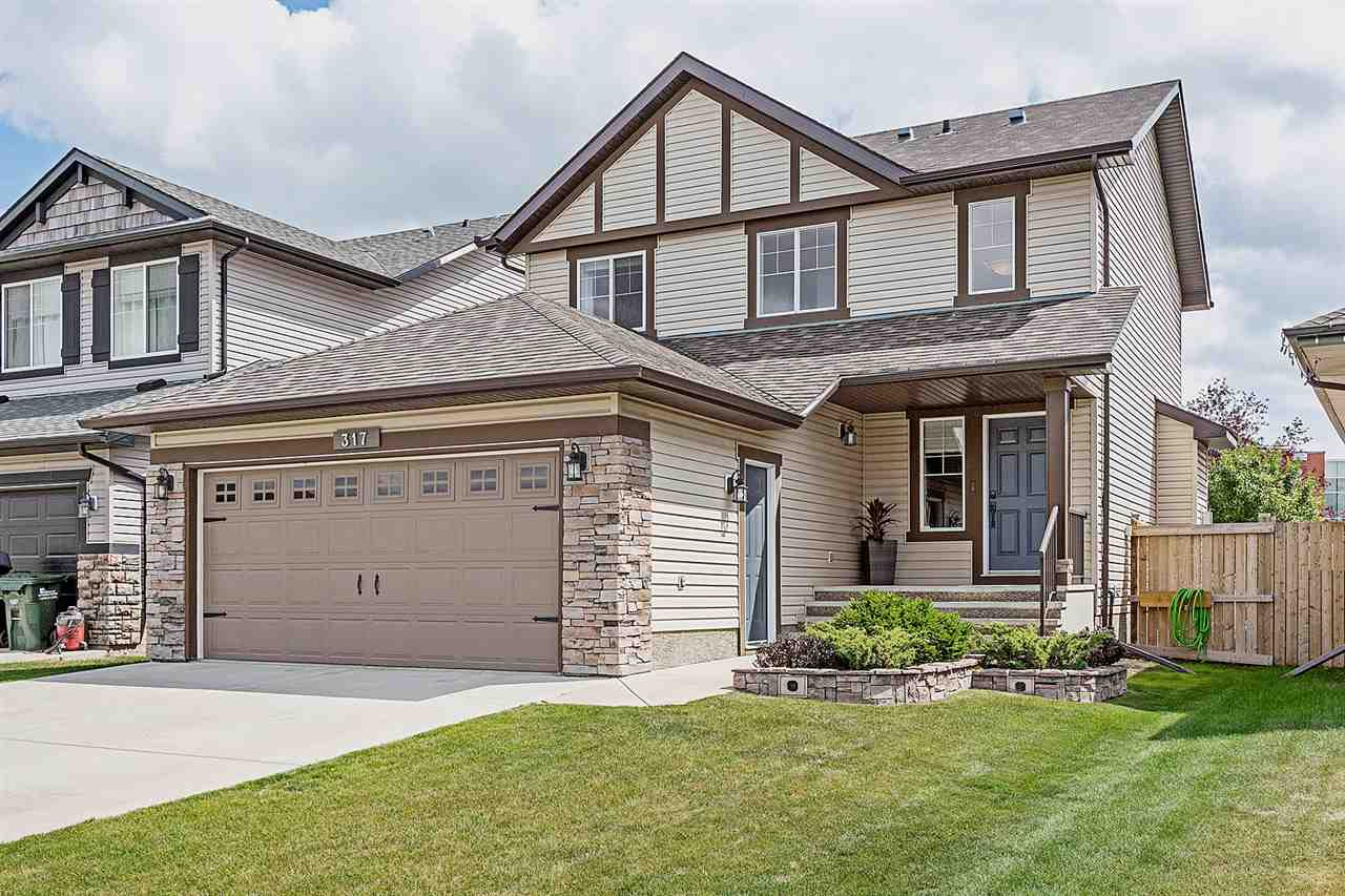 317 Cowan Crescent, 4 bed, 4 bath, at $449,900