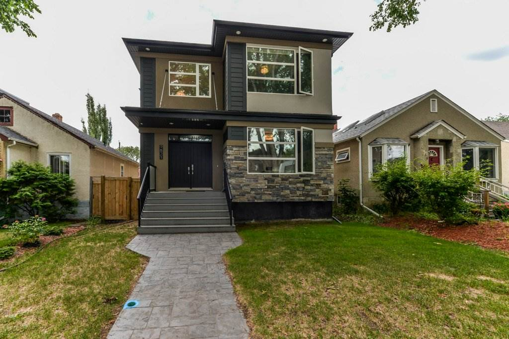 9821 87 Avenue, 3 bed, 3 bath, at $879,900