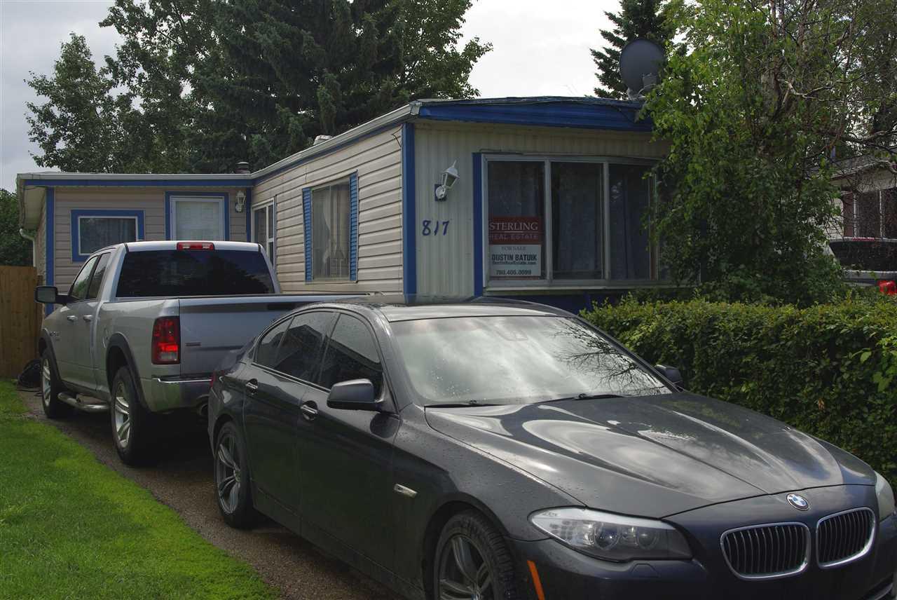 817 10770 Winterburn Road, 3 bed, 1 bath, at $42,900