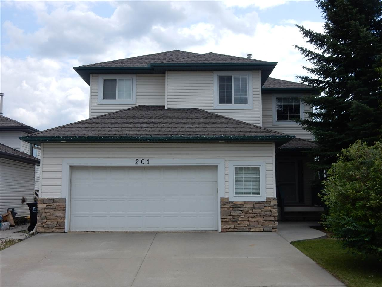 201 FORREST Drive, 5 bed, 4 bath, at $514,900