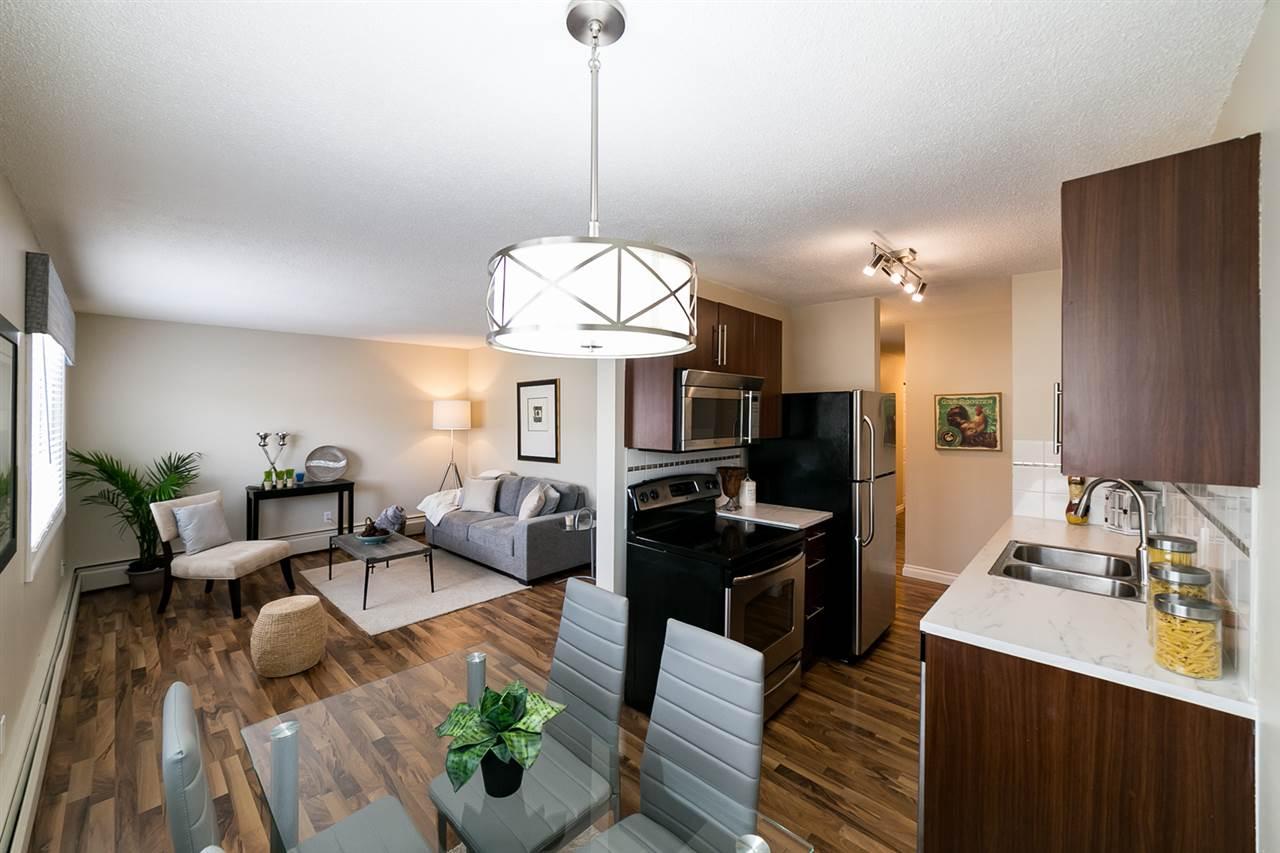 203 12223 82 Street, 2 bed, 1 bath, at $92,000