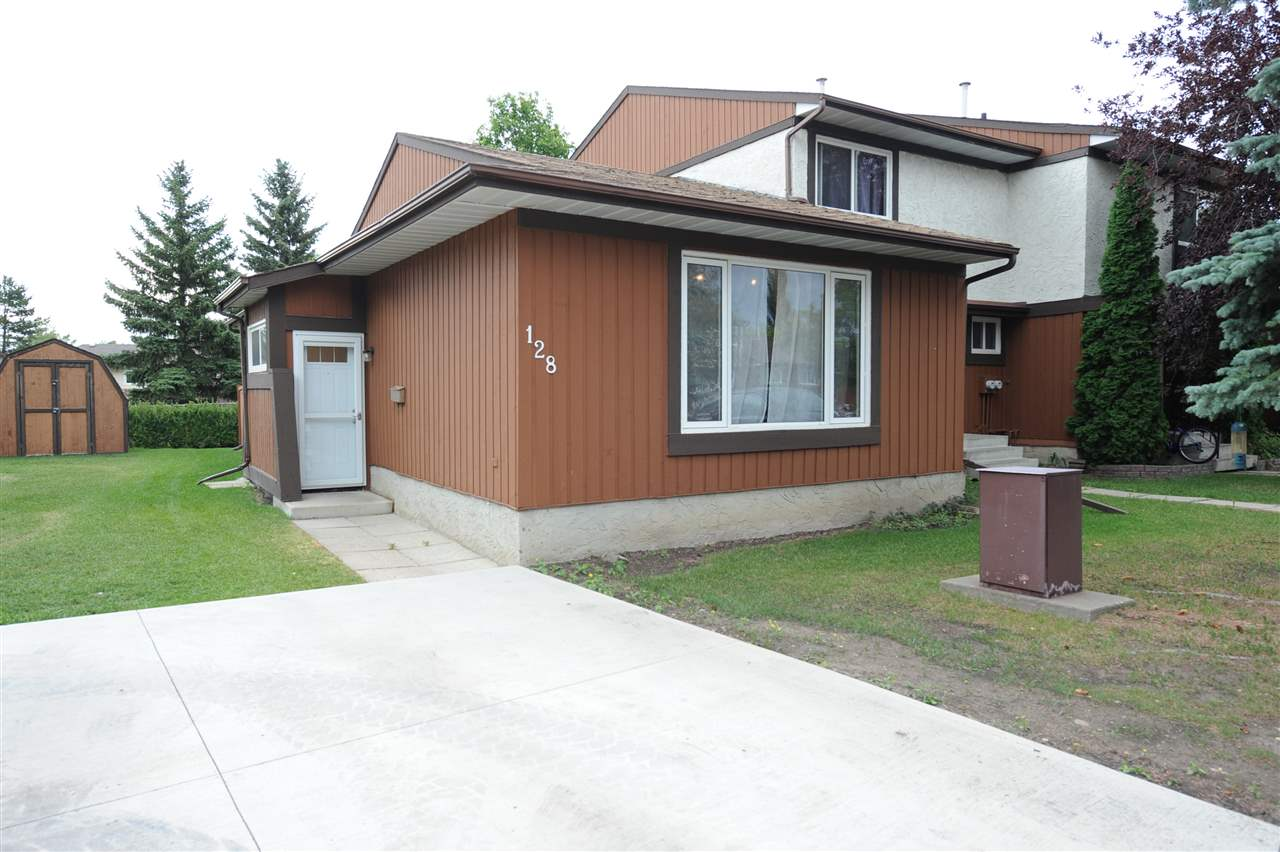 128 16725 106 Street, 3 bed, 1 bath, at $199,900