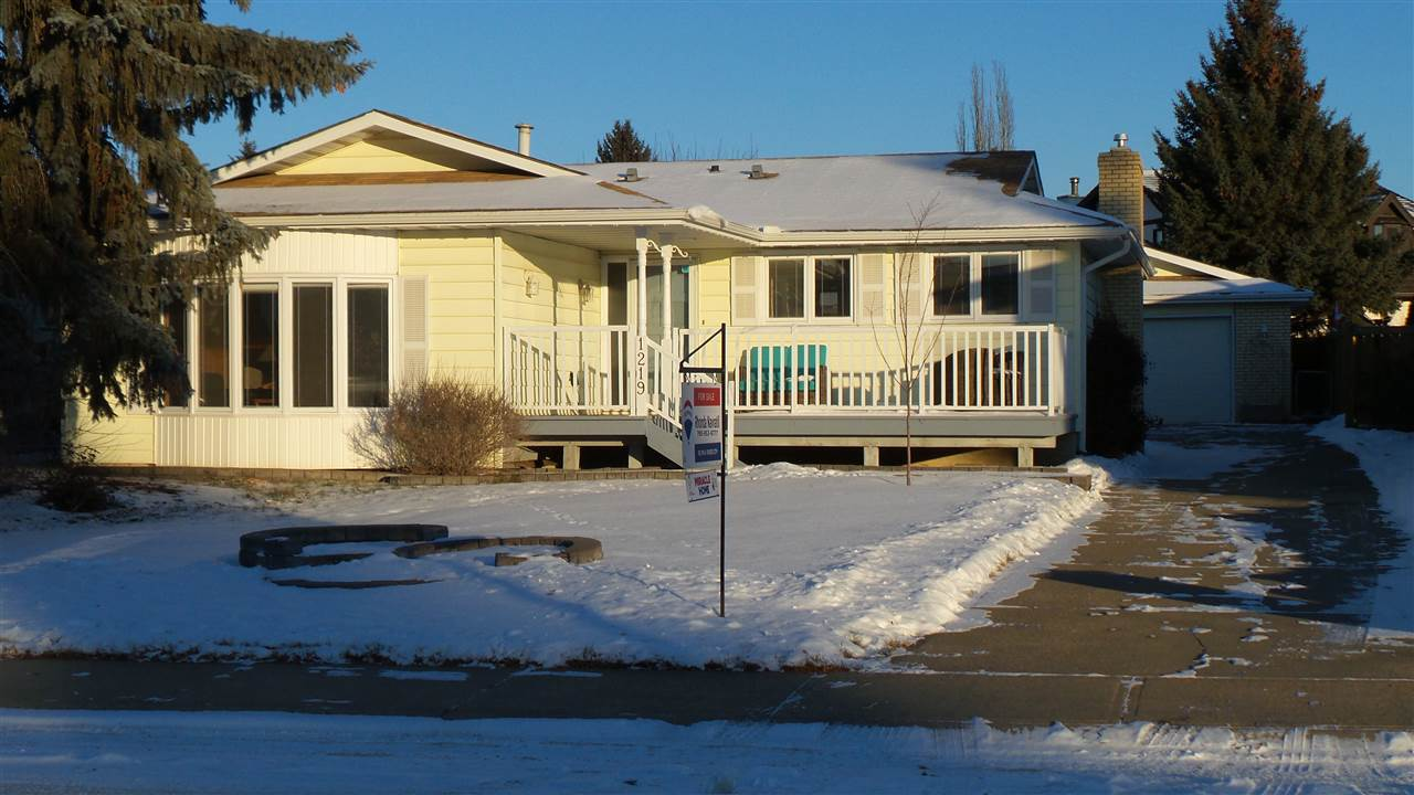 1219 85 Street, 4 bed, 3 bath, at $379,500