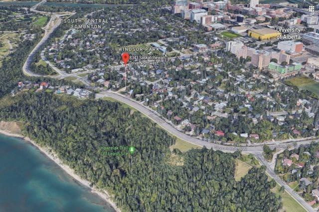 8343 Saskatchewan Drive, at $878,000