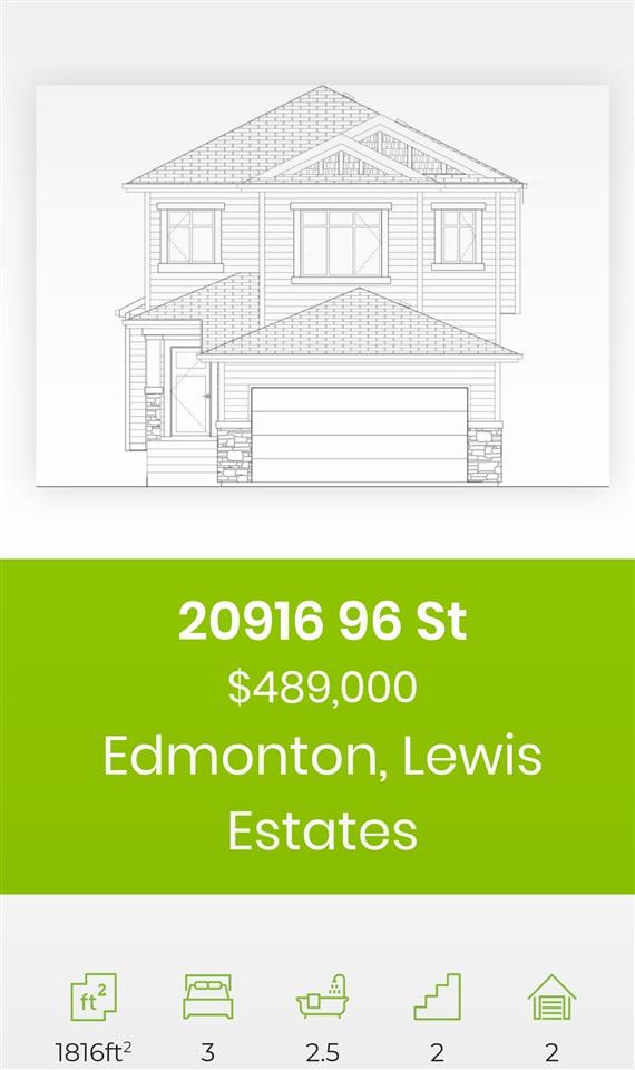 20916 96 Avenue, 3 bed, 3 bath, at $489,988