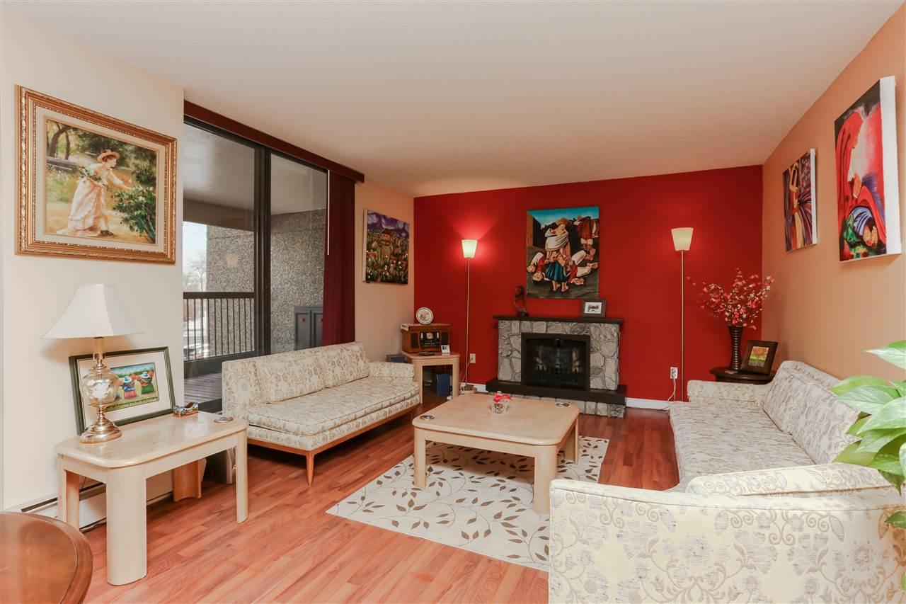 102 (2nd floor) 8220 JASPER Avenue, 2 bed, 2 bath, at $229,900