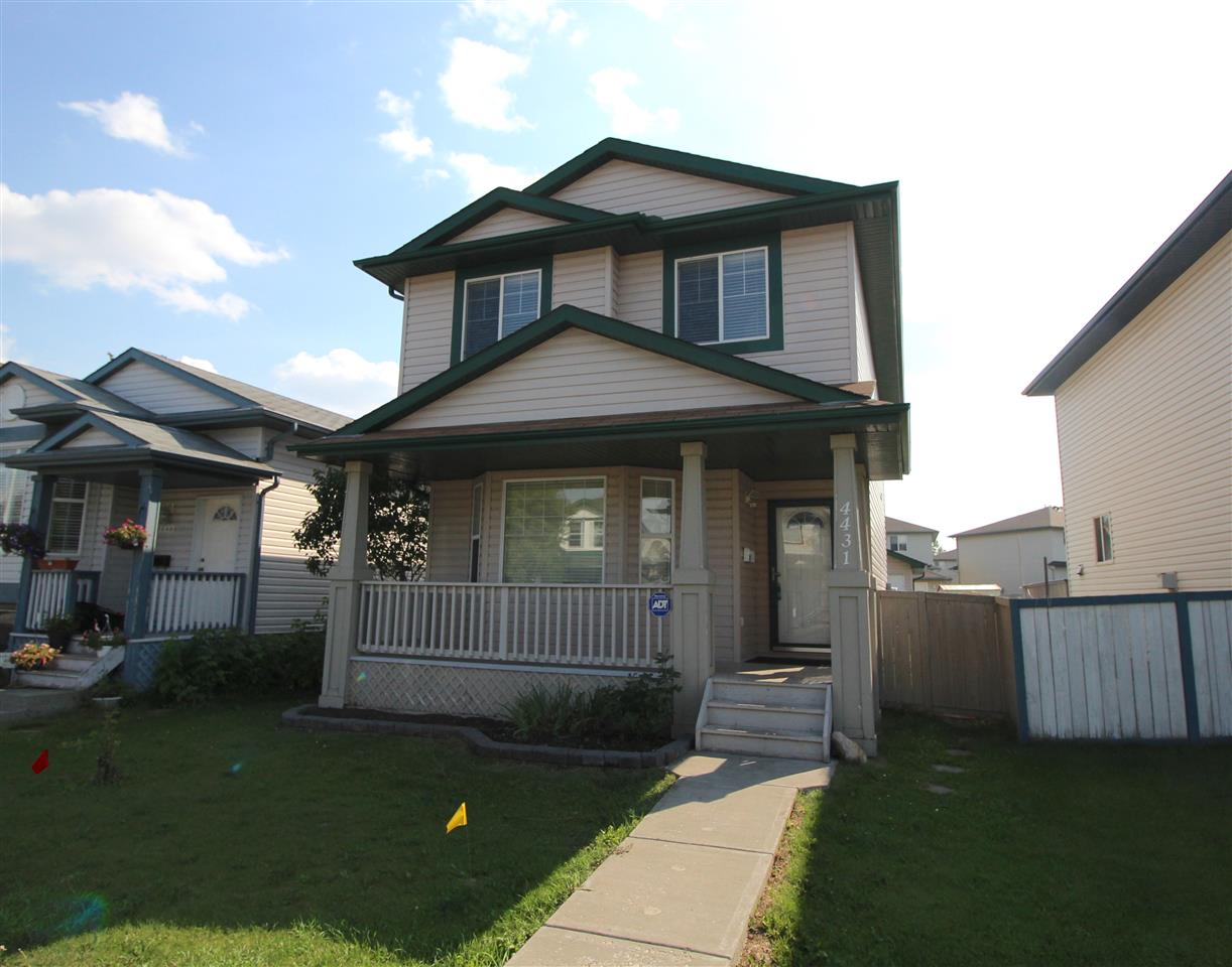 4431 149 Avenue, 3 bed, 3 bath, at $341,800