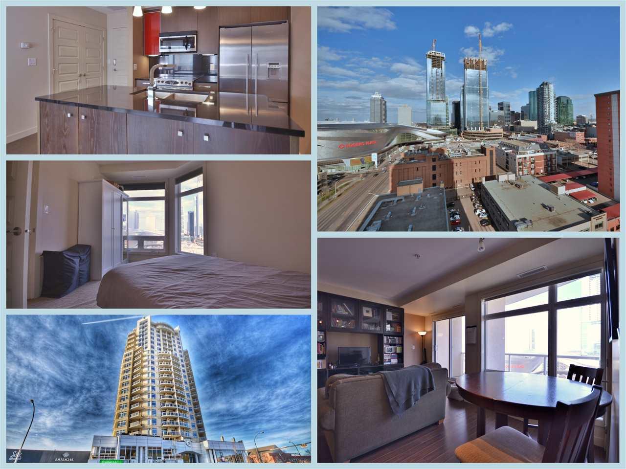 1404 10388 105 Street, 1 bed, 1 bath, at $319,000