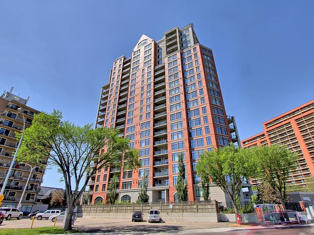 106 9020 JASPER Avenue, 1 bed, 2 bath, at $549,900