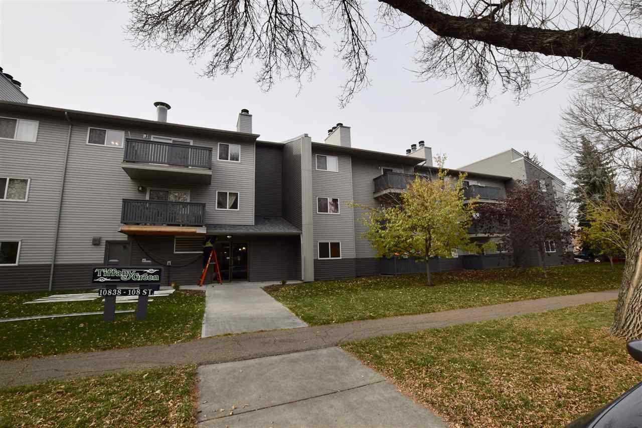 314 10838 108 Street, 1 bed, 1 bath, at $139,900