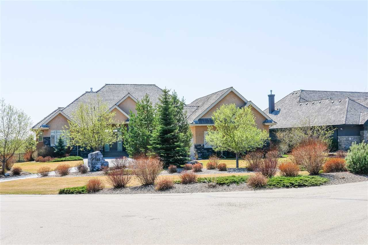 195 Riverstone Drive, 4 bed, 4 bath, at $1,600,000