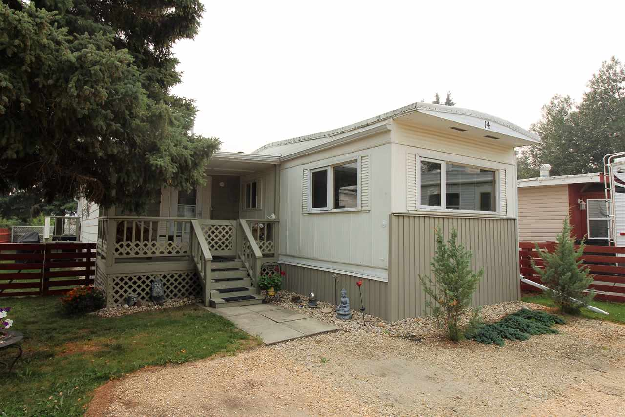 #14, 9501 104 Avenue, 3 bed, 1 bath, at $59,000