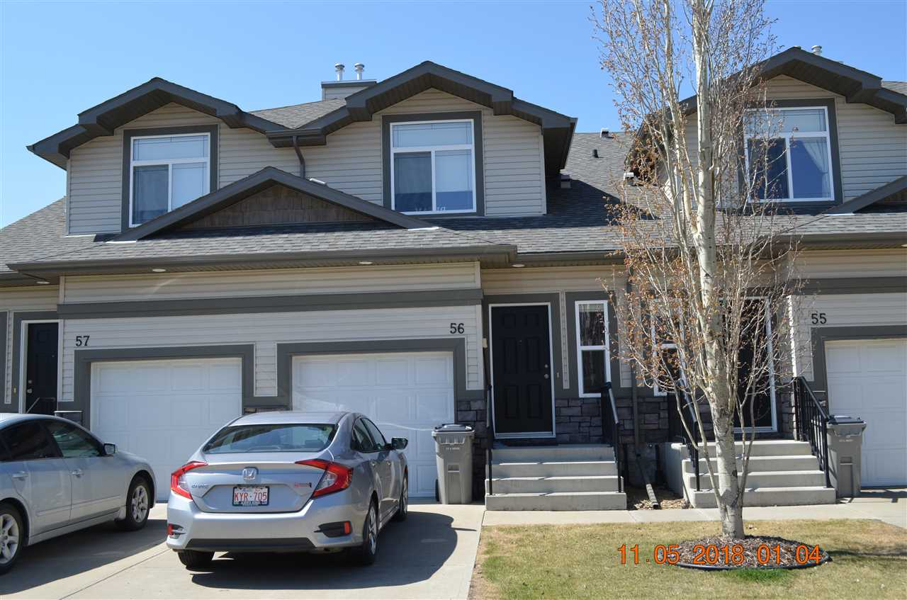 56 9511 102 Avenue NW, 2 bed, 3 bath, at $239,950