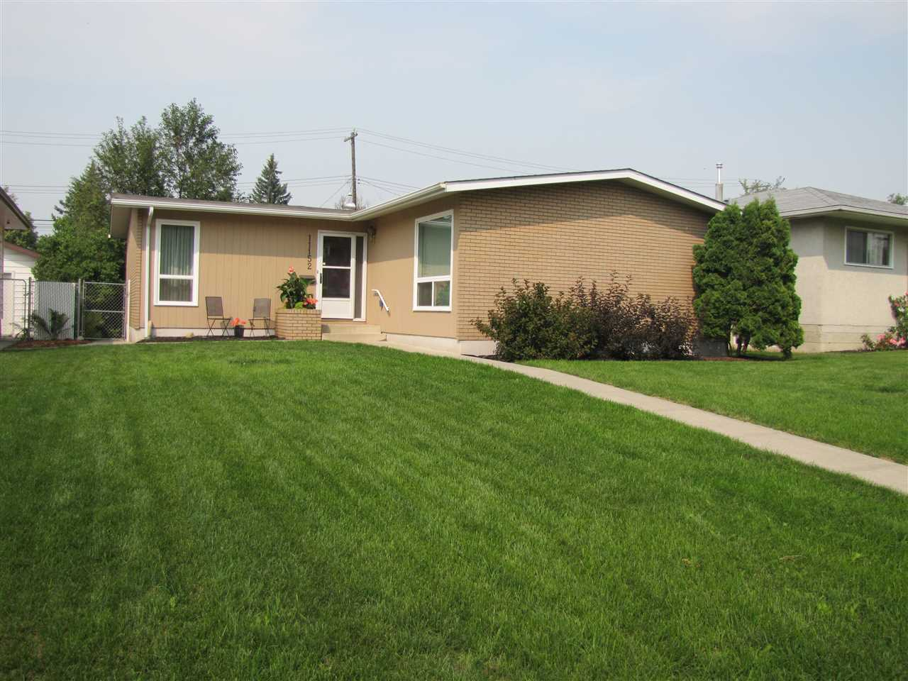 11152 53 Avenue NW, 4 bed, 2 bath, at $459,900