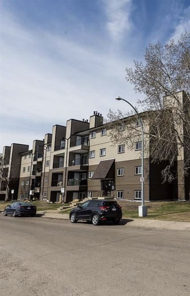 201 4003 26 Avenue, 2 bed, 1 bath, at $109,900